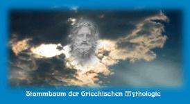 Stammbaum der griechischen Mythologie